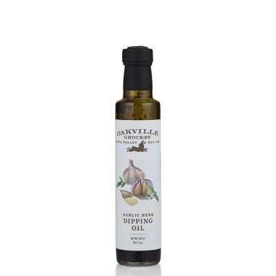 Oakville Grocery Garlic Herb Dipping Oil