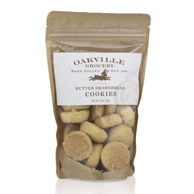 Oakville Grocery Butter Shortbread Cookies