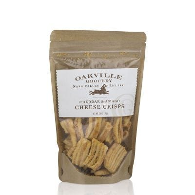 Oakville Grocery Cheese Crisps
