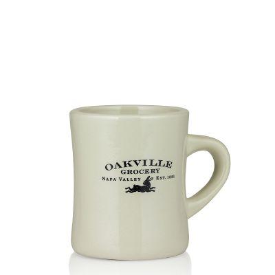 Oakville Grocery White Diner Mug