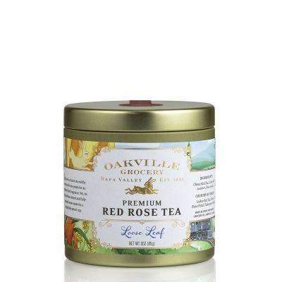 Oakville Grocery Red Rose Loose Leaf Tea