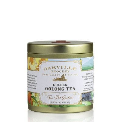 Oakville Grocery Golden Oolong Tea Bags