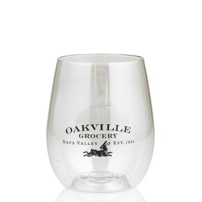 Oakville Grocery Loto Govino Wine Glasses