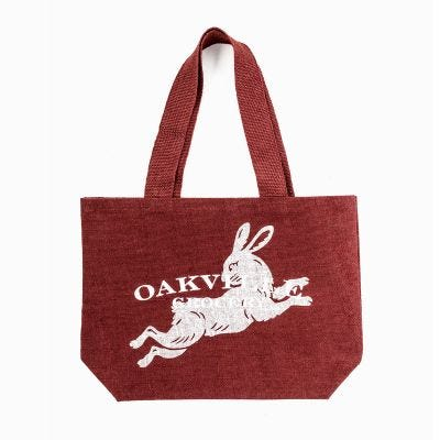 Oakville Grocery Farmer's Market Bag