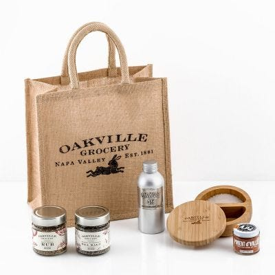 Oakville Grocery - A Few of Our Favorites Gift Set