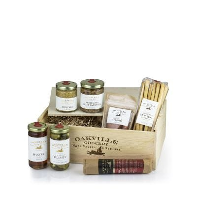 Just Add Cheese - Oakville Grocery Gift Set