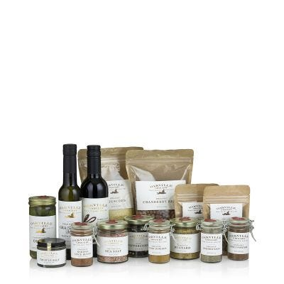 Gift for the Chef - Oakville Grocery Gift Set