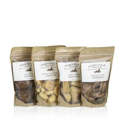 Cookie Selection - Oakville Grocery Gift Set