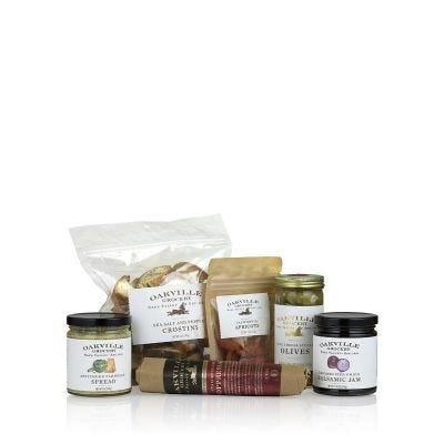 The Entertainer's Spread - Oakville Grocery Gift Set