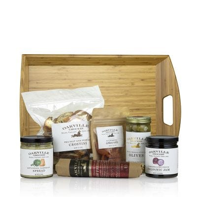 Entertainer's Spread - Oakville Grocery Gift Set