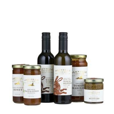 Oakville Grocery Pantry - Oakville Grocery Gift Set