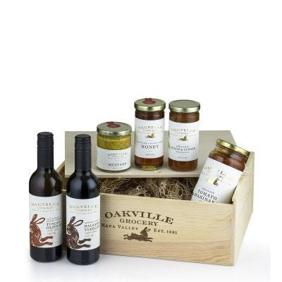Oakville Grocery Pantry - Oakville Grocery Gift Set