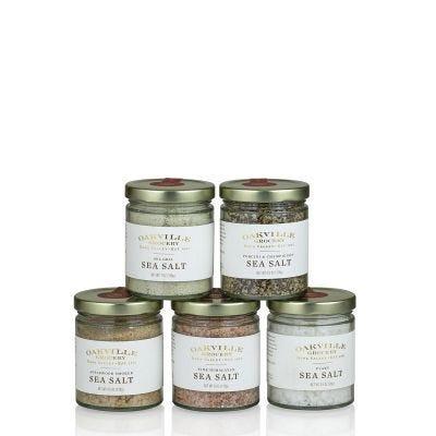 The Salty Sampler - Oakville Grocery Gift Set