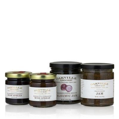 Not Your Grandma's Jam - Oakville Grocery Gift Set