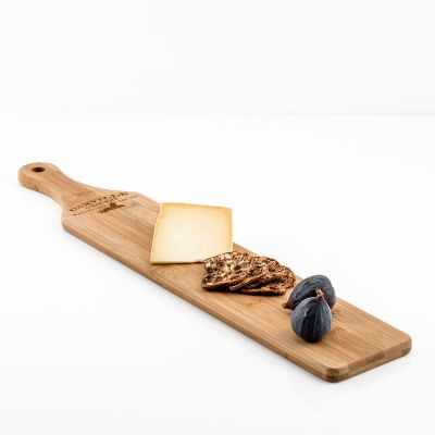 Oakville Grocery Bamboo Serving Paddle Board