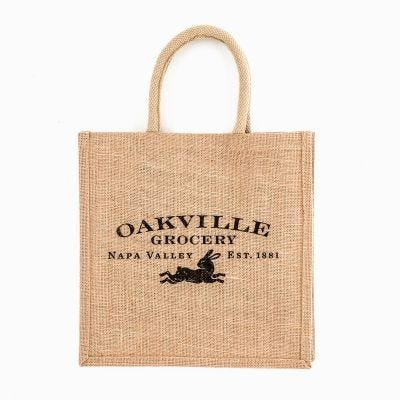 Oakville Grocery Petite Everyday Shopper Bag