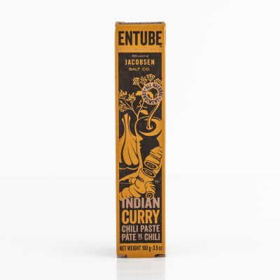 Entube Indian Curry Chili Paste