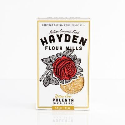 Hayden Mills Corn Polenta