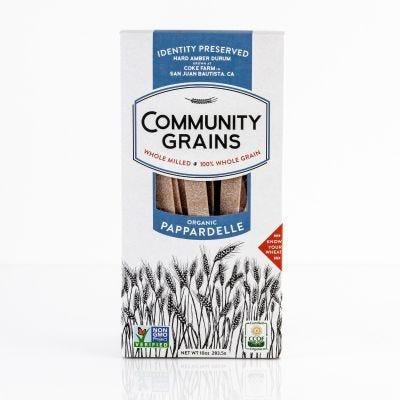 Community Grains Pappardelle