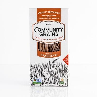 Community Grains Spaghetti