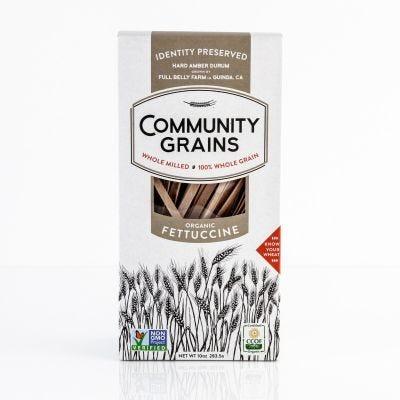 Community Grains Fettucine