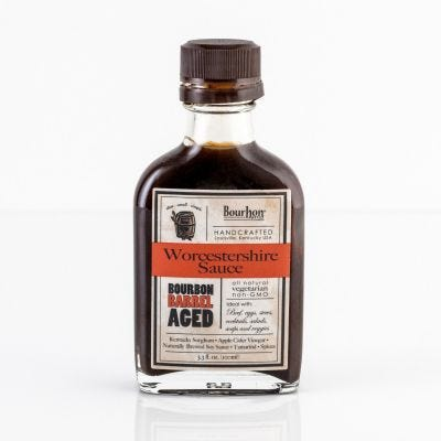 Bourbon Barrel Aged Worcestershire Sauce Product Image
