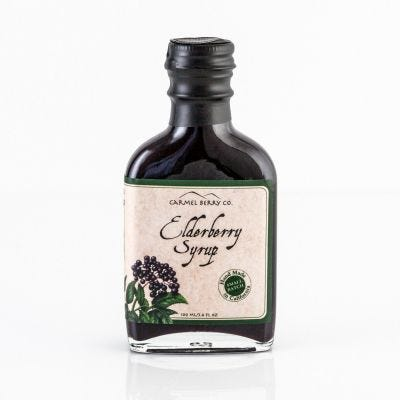 Carmel Berry Co. Elderberry Syrup Product Image