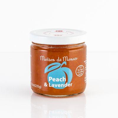 Peach & Lavendar Jam