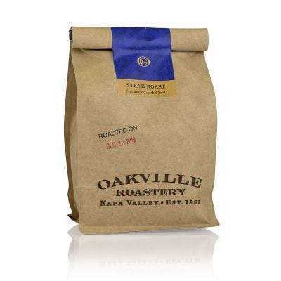 Oakville Grocery Reserve Syrah Roast Coffee