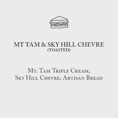 Mt. Tam & Sky Hill Chevre