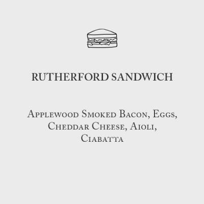 Rutherford Sandwich