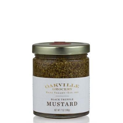 Oakville Grocery Black Truffle Mustard