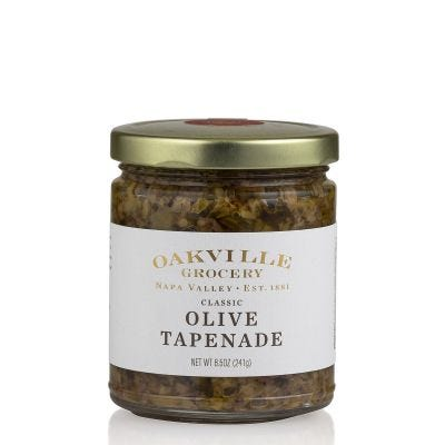 Oakville Grocery Classic Olive Tapenade