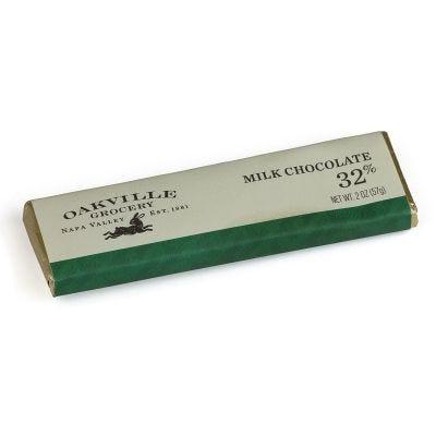 Oakville Grocery 32% Belgian Milk Chocolate Bar