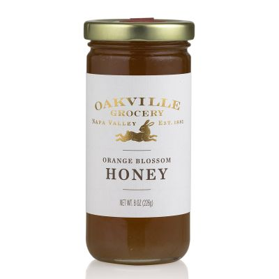 Oakville Grocery Orange Blossom Honey