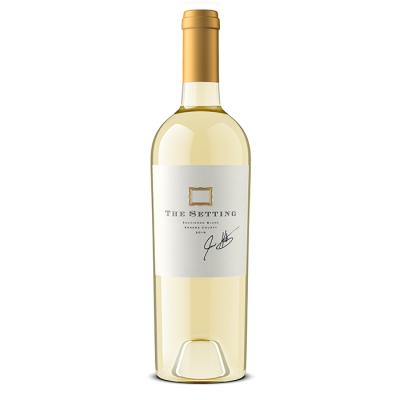 2019 The Setting Barrel Fermented Sauvignon Blanc Napa Valley