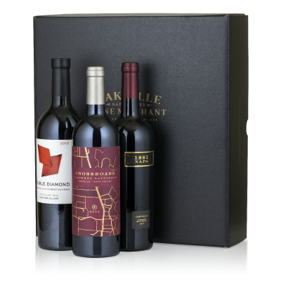 Oakville Pride - Oakville Wine Merchant Gift Set