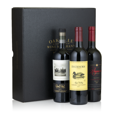 Cabernet Kings - Oakville Wine Merchant Gift Set