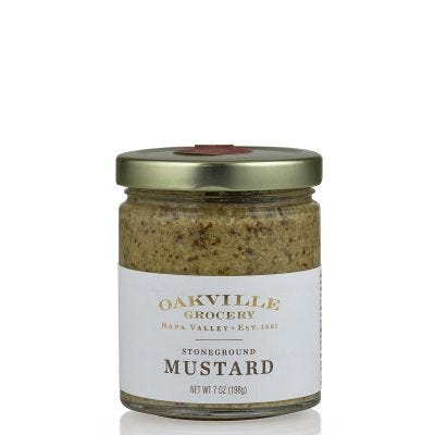 Oakville Grocery Stoneground Mustard