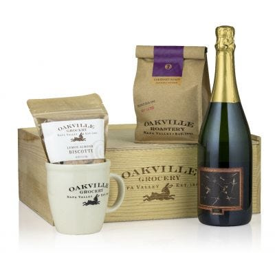 Brunch Box - Oakville Wine Merchant Gift Set