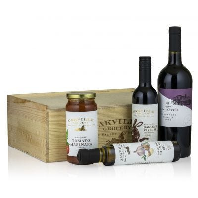 Taste of Italy - Oakville Wine Merchant Gift Set