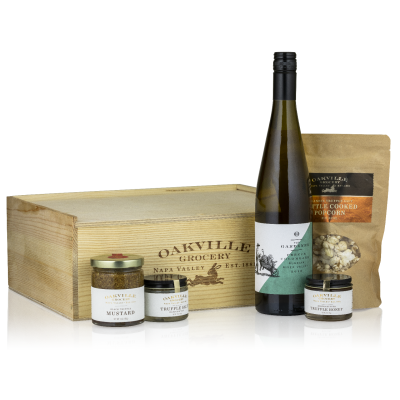 Truffle and Wine - Oakville Wine Merchant Gift Set