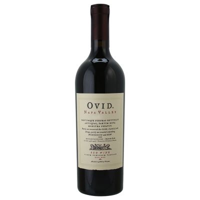 2017 Ovid Pritchard Hill Red Wine Napa Valley