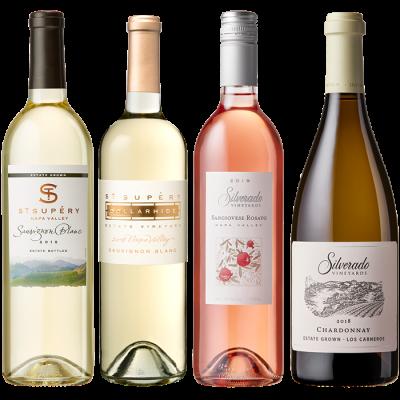 Summer Lights Virtual Tasting - Silverado Vineyards * St. Suprey