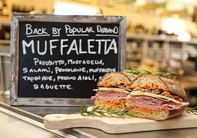 Oakville Grocery - Muffaletta